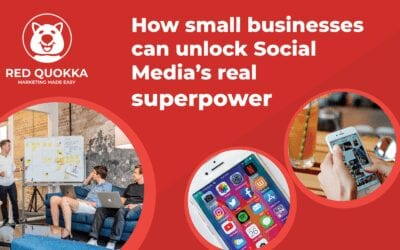 How small businesses can unlock Social Media's real super power